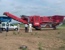 Tafauti Infrastructure Nigeria Limited – Stenkrossanläggning