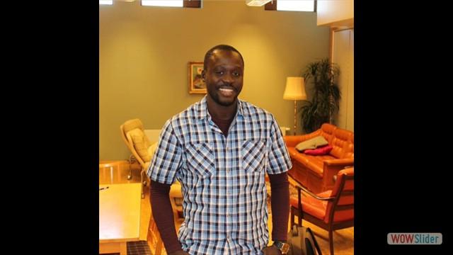 Jonathan Hussaini (CEO)